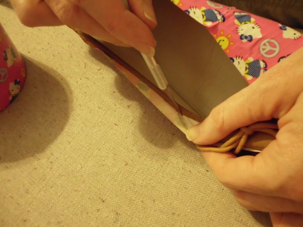 How to Give Shoes a Makeover with Duct Tape SANY0597