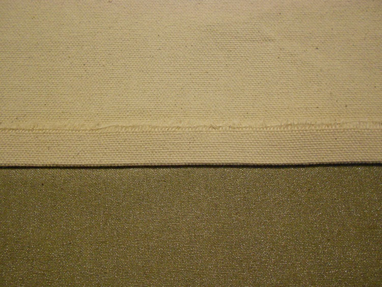 How to Make a Canvas Floor Cloth DSCN0224