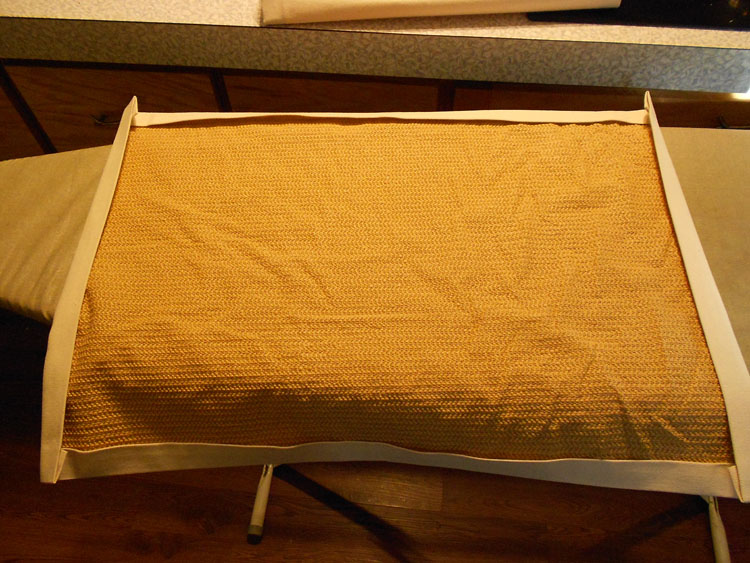 How to Make a Canvas Floor Cloth DSCN0227