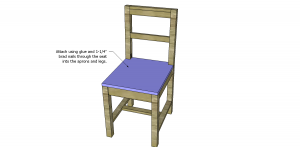 Free Furniture Plans to Build a Desk Chair 10