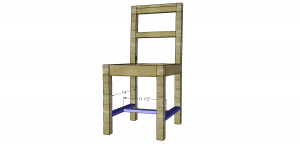 Free Furniture Plans to Build a Desk Chair 8