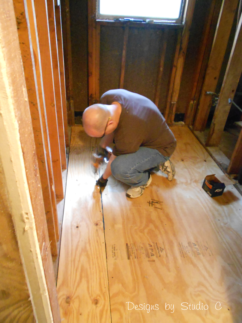 How To Remove And Replace A Rotted Wood Floor