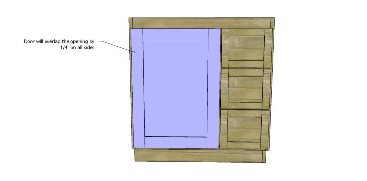 free diy woodworking plans to build a custom bath vanity