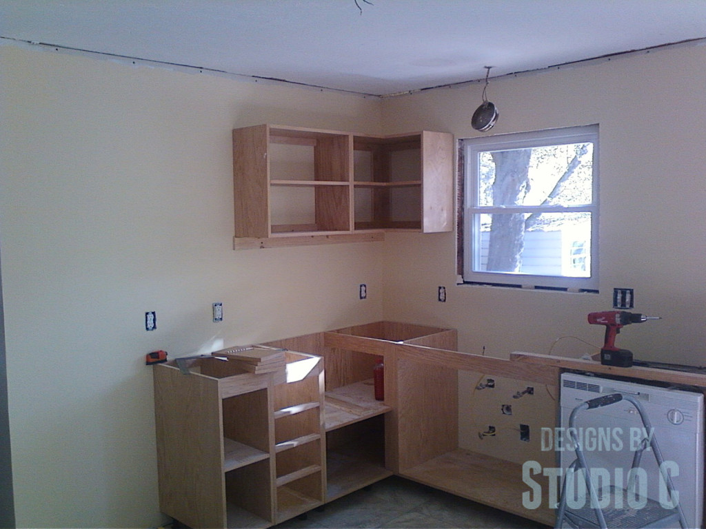 How To Replace Kitchen Cabinets How To Install Kitchen Cabinets Photo11201353
