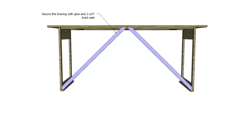 Folding table plans for Folding side table plans