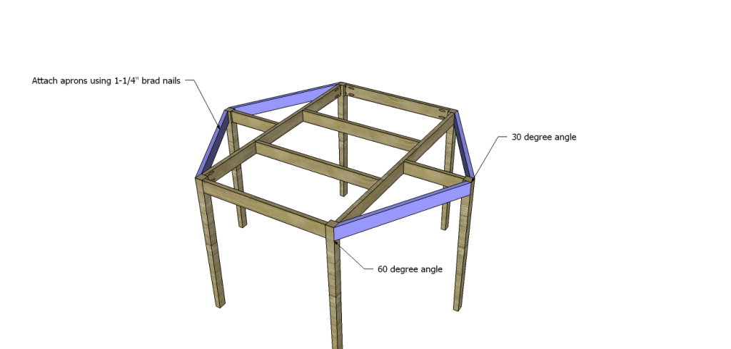 Download image Hexagon Dining Table Plans PC, Android, iPhone and iPad ...