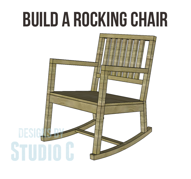 Build A Rocking Chair Design Home Interior