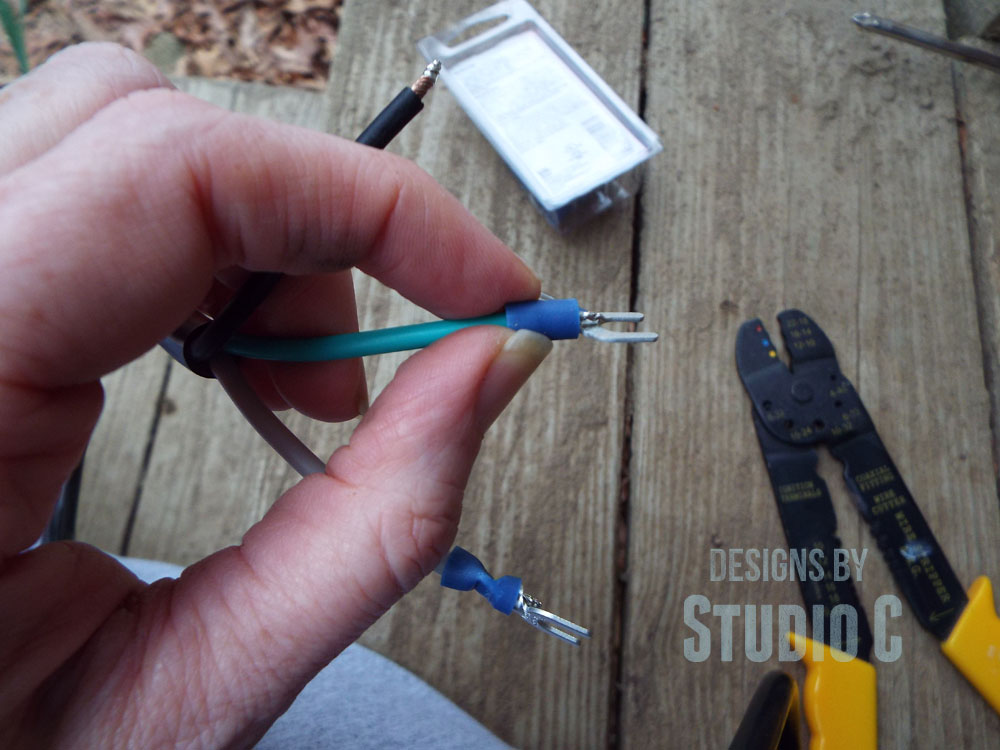 how to replace the cord on a power tool-spade