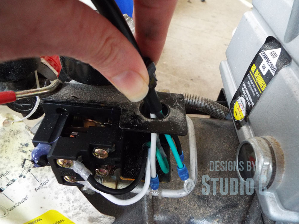 how to replace the cord on a power tool-cord