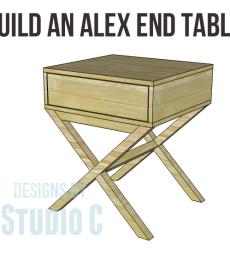 Build an Alex End Table