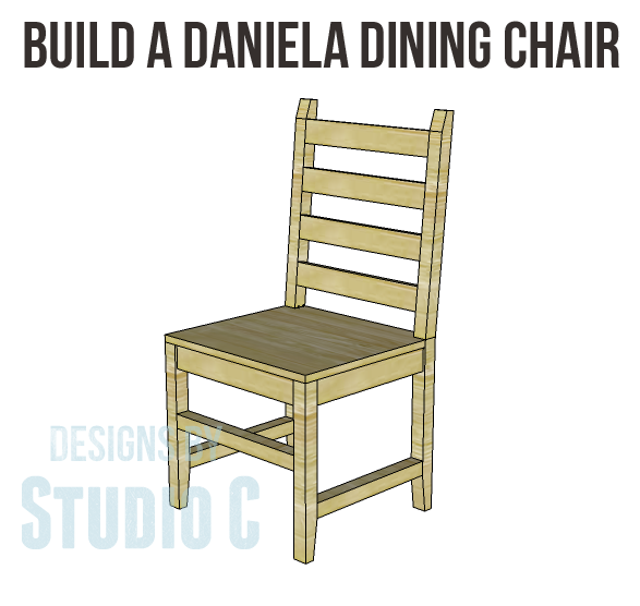The Daniela Dining Chair Plans