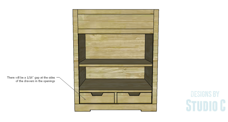 Diy Plans To Build A Trunk Style Vanity