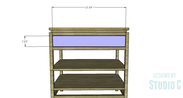 Diy Plans To Build A Floating Top Nightstand