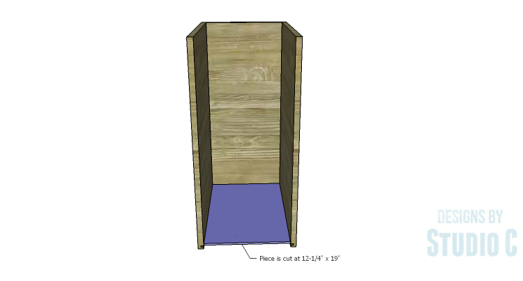 Diy Plans To Build A Bath Vanity With A Built In Clothes Hamper Hamper Box Bottom
