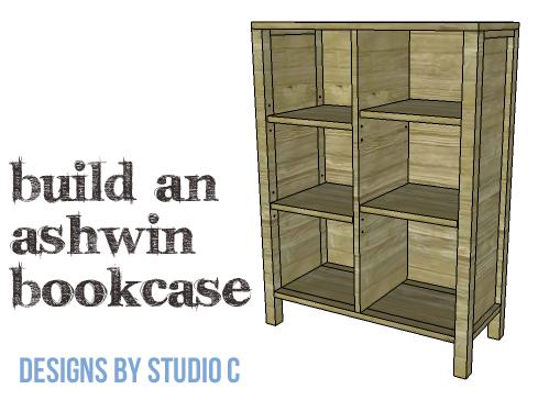 DIY Plans to Build an Ashwin Bookcase-Copy