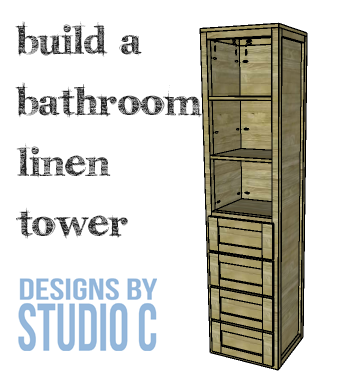 An Easy To Build Linen Tower