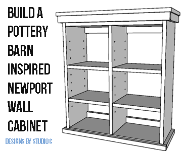 Diy Furniture Plans To Build A Pottery Barn Inspired